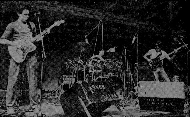 The Cure Sterrebos 1979