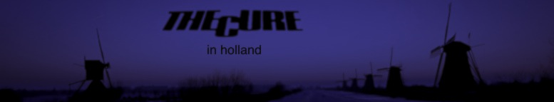 The Cure in Holland